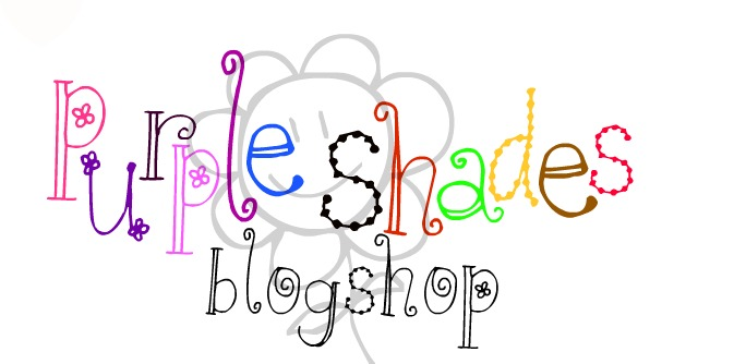 purple shades blog shop