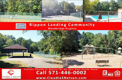 Rippon Landing Home Values Woodbridge, VA Rippon Landing Community Information