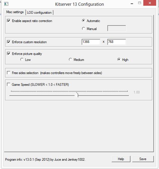 Cara Memainkan PES 2013 Dengan Vram Hanya 32 Mb