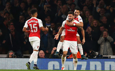 Best Super-Subtitute OIivier Giroud Player Sport