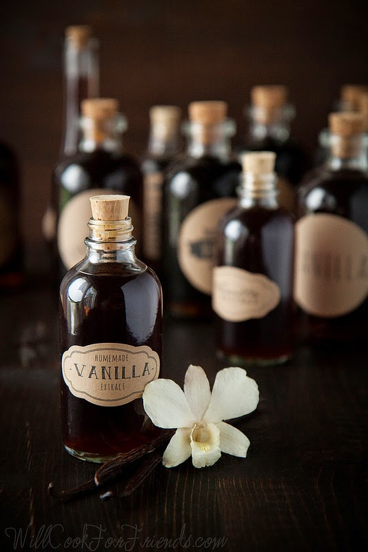 Will Cook for Friends Homemade Vanilla Extract