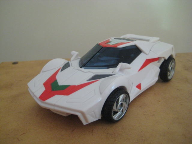 Transformers prime wheeljack car - photo#10