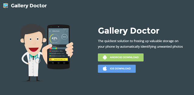 Gallery Doctor செயலி
