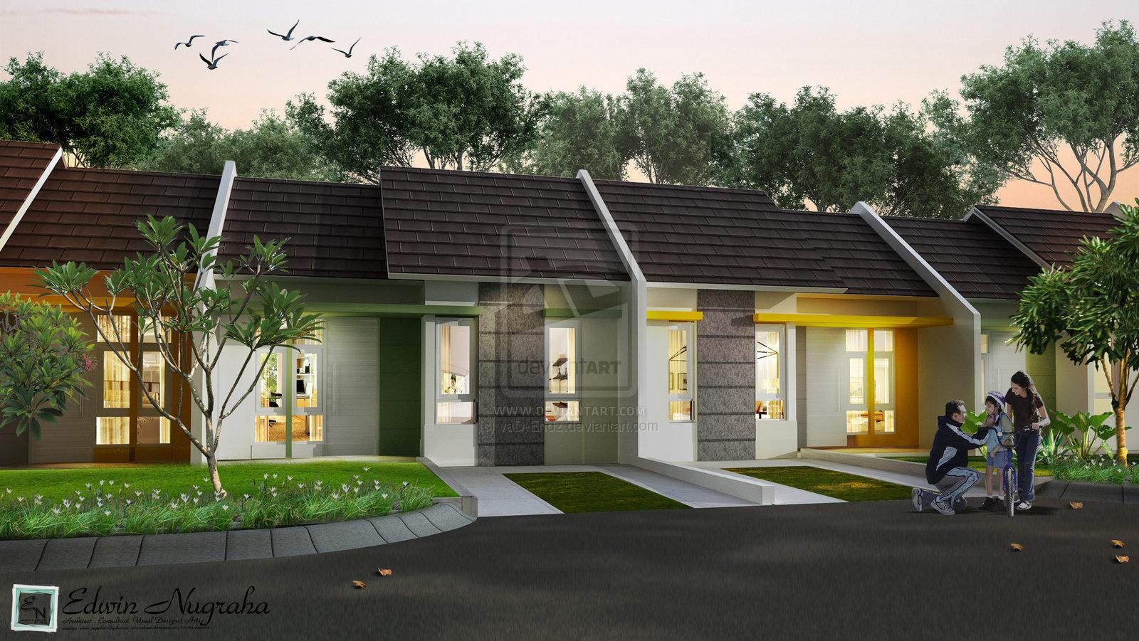 Perumahan Dharmawangsa Residence Bekasi