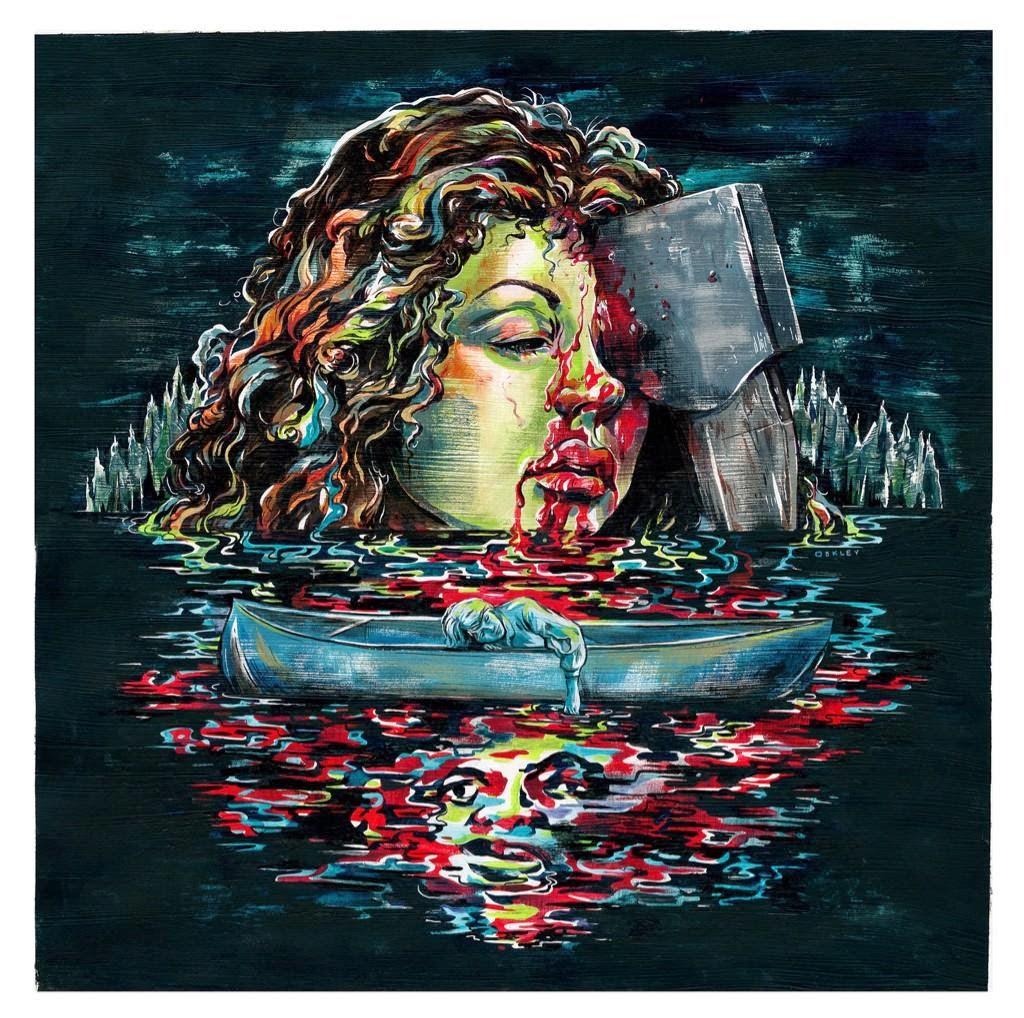 Waxwork Records Reveals Art Print To Accompany Friday The