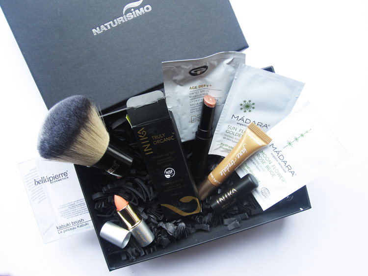 Naturisimo Limited Edition Makeup Discovery Box