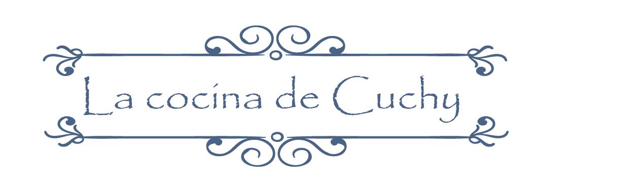 La cocina de Cuchy