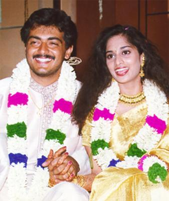 Ajith Kumar's Wedding