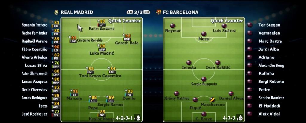 Pro Evolution Soccer 2013 - Patch FR , Traduction