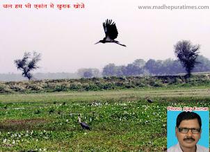 मेरी तस्वीर ही पहचान है.// अजय कुमार