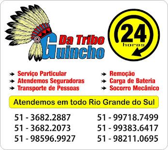 Guinchos em Porto Alegre