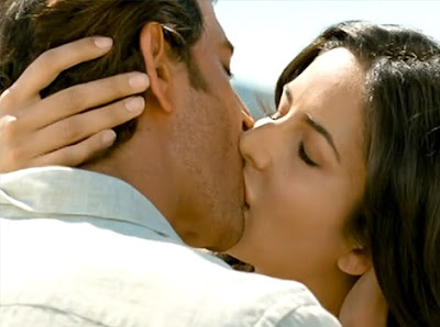 Hrithik Hot Kiss 1