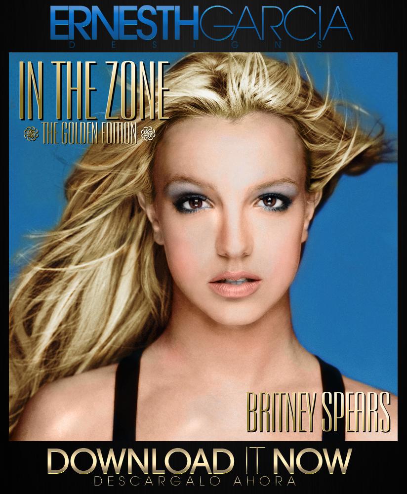 in the zone britney spears album cover - photo #18