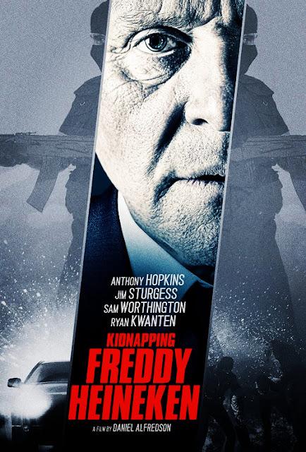Sinopsis Kidnapping Freddy Heineken 2015 (Jim Sturgess, Anthony Hopkins)