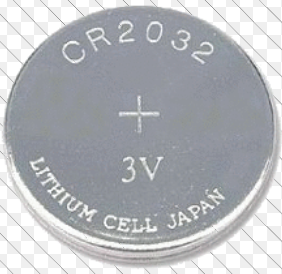 батарейка типа CR2032