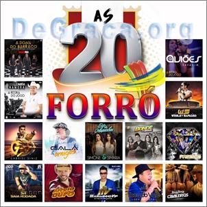 Download As 20 + do Forró 2015 Baixar CD mp3