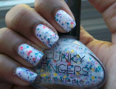 Funky Fingers Jawbreaker