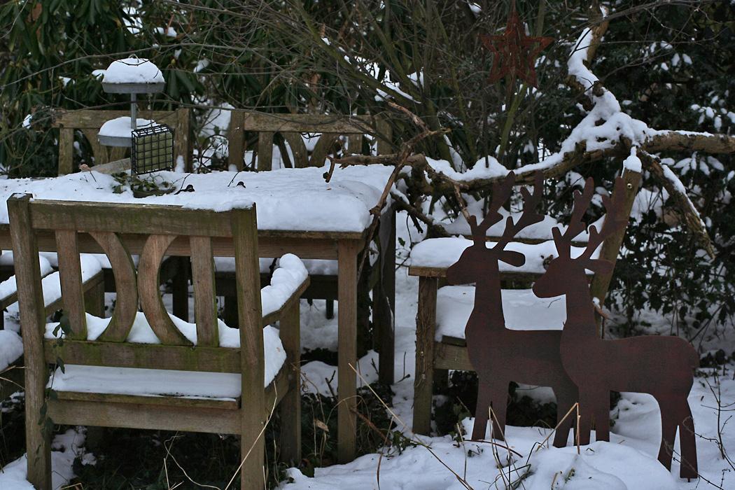 """dekogerümpel"""": aus dem vollen schöpfen, Garten Ideen"""