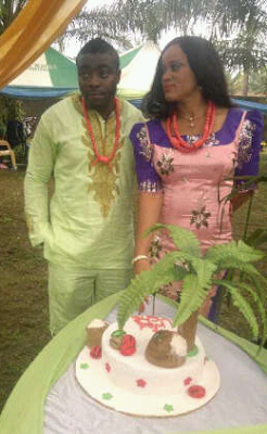 Uchenna Nnanna's Traditional Wedding