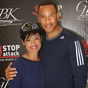 """""""Empire"""" Co-Stars Grace Gealey And Trai Byers Dating?"""
