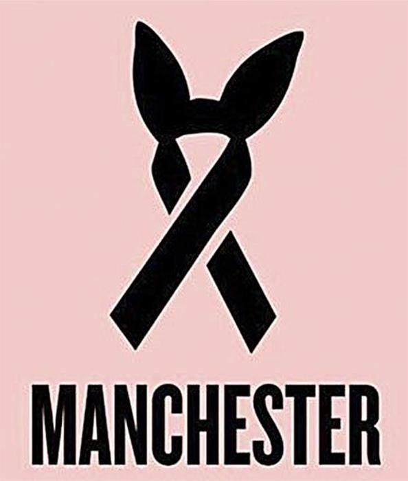 Manchester, kamikaze al concerto