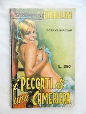 """Traduction italienne et infidèle du """"Journal d'une femme de chambre"""", 1971"""