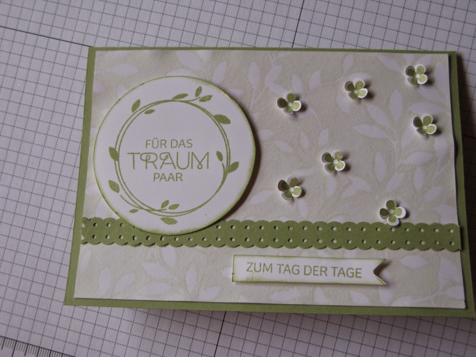 Stampin Mit Scraproomboom Ein Paar Hochzeitskarten