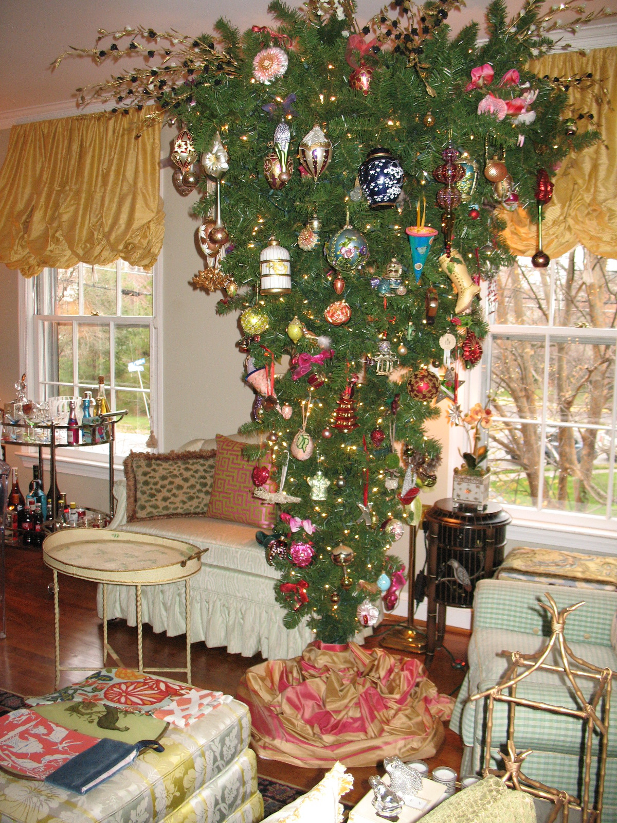 Chinoiserie Chic Chinoiserie Chic Christmas More Of My