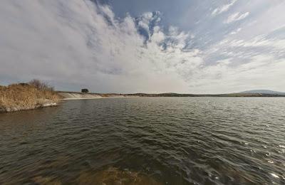 Zona de la presa de Guajaraz