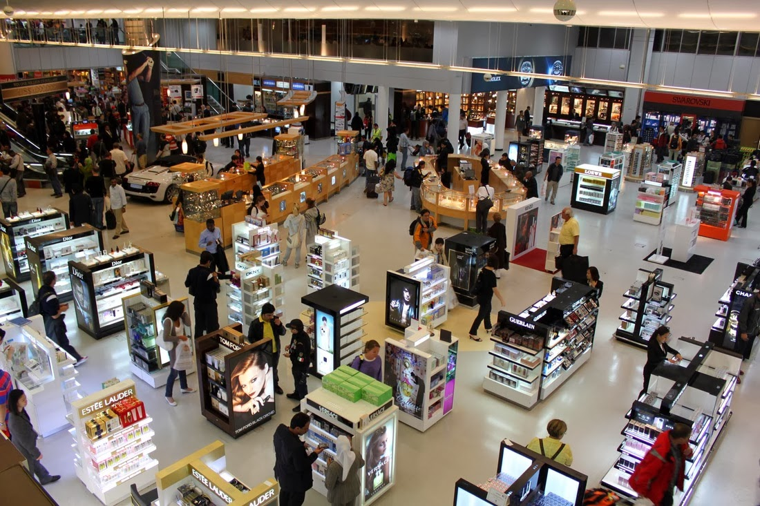 Duty Free - Doha International Airport