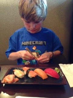 Logan Guleff Fish boy Memphis Tennessee blogger MasterChef Junior 2
