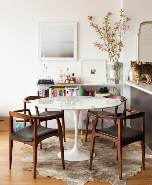 Cat Chic Copy Chic Room Redo I Mid Century Modern Dining
