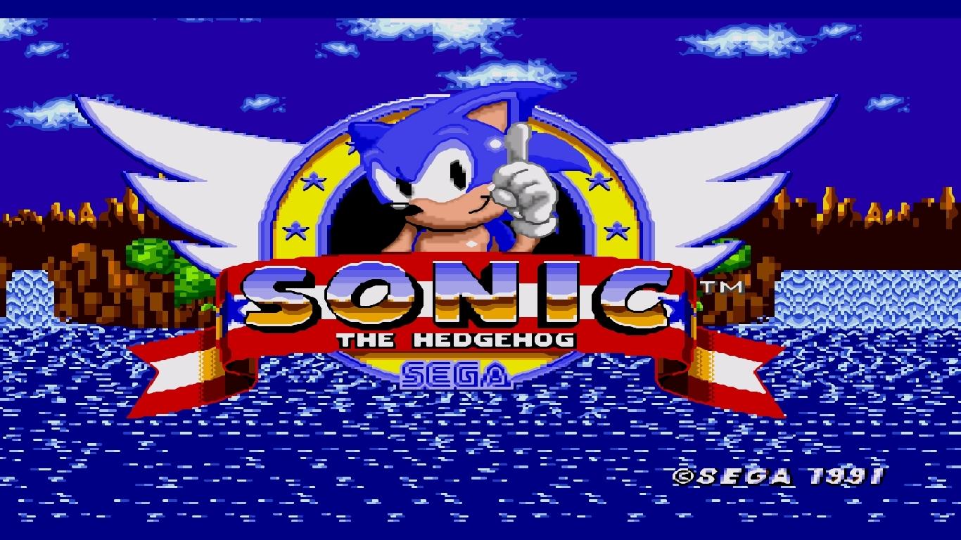 trukos de sonic 1 2 3 etc Sonic+the+Hedgehog+1+Title+Screen