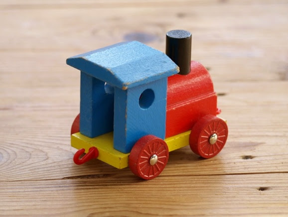 Boo Roo and Tigger Too: The Illustrious History Of The Toy Train