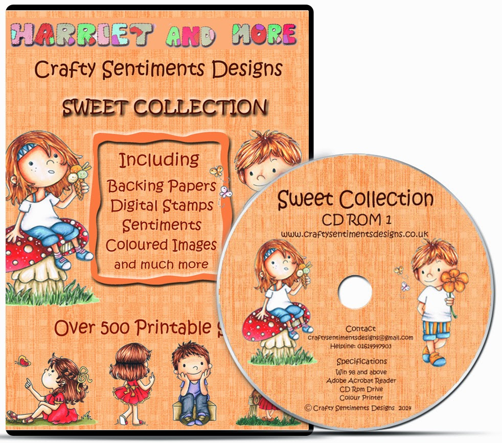 Crafty Sentiments DVD