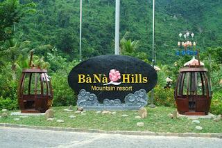 cho thuê xe ở tại Đà Nẵng- Bàn Nà Hills
