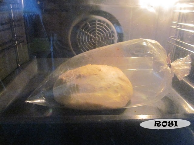 Entre cacharros de cocina pan milagro en bolsa de asar for Cacharros de cocina