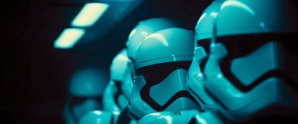WATCH: Star Wars Episode 7 'The Force Awakens' movie trailer