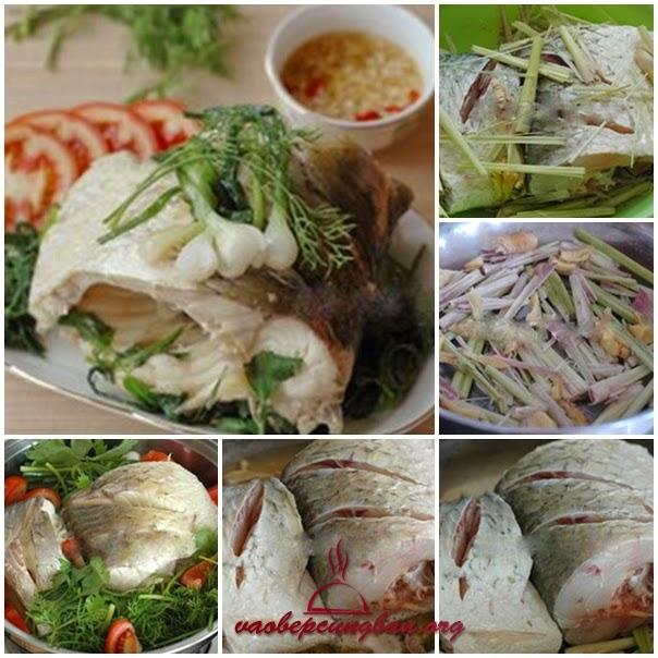 Cách làm món Cá Hấp Bia nóng hổi thơm ngon 1