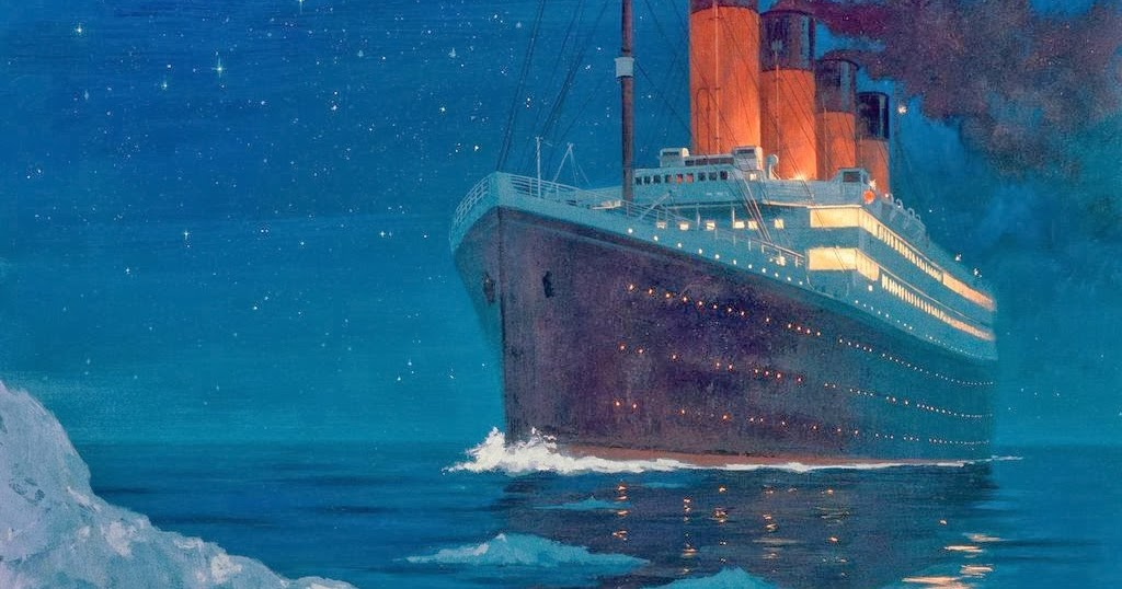 Sudah Tertulis Di Dalam Surah Yassin Tentang Kisah Kapal Titanic?