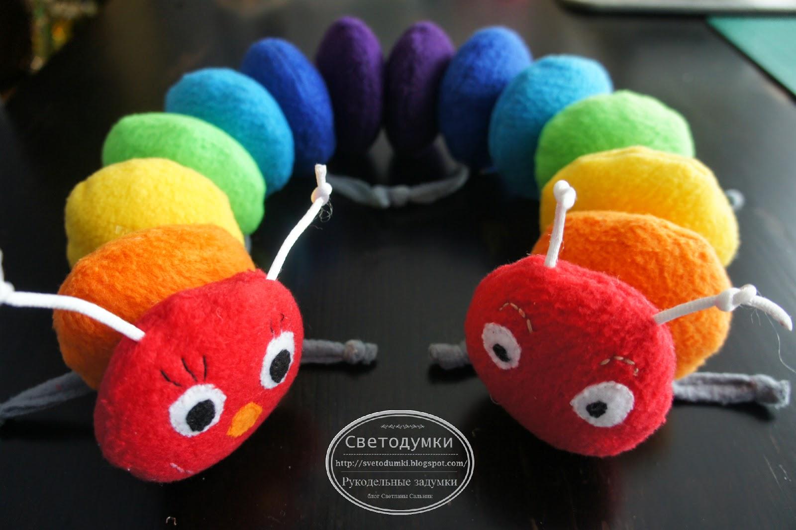 Как сшить игрушку гусеницу своими руками фото 76