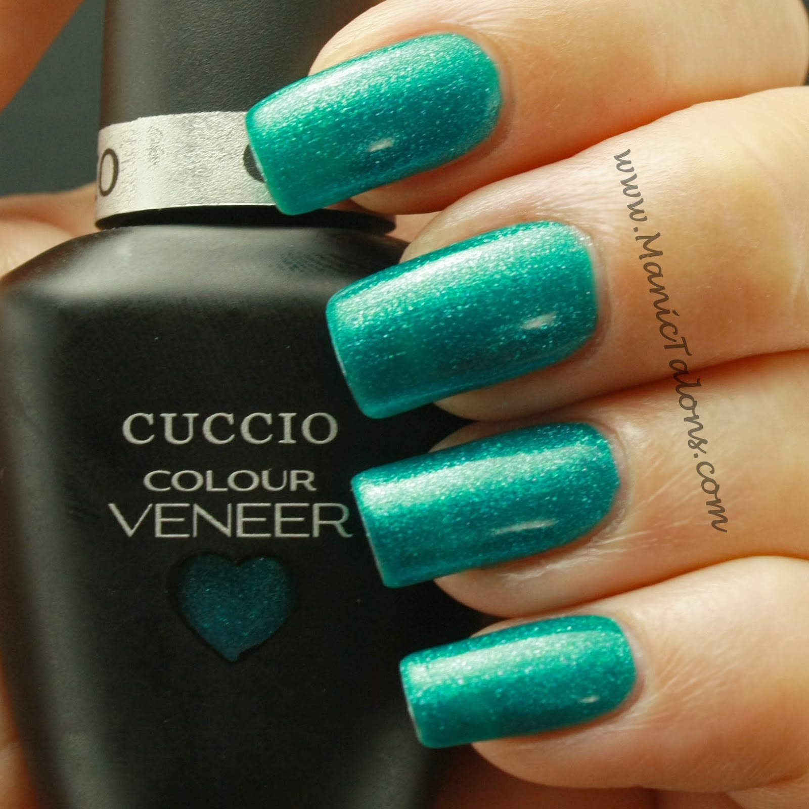 Cuccio Gel Polish: Manic Talons Nail Design: Cuccio Match Maker Swatches And