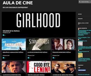 """Aula de Cine """"Los Colegiales"""""""