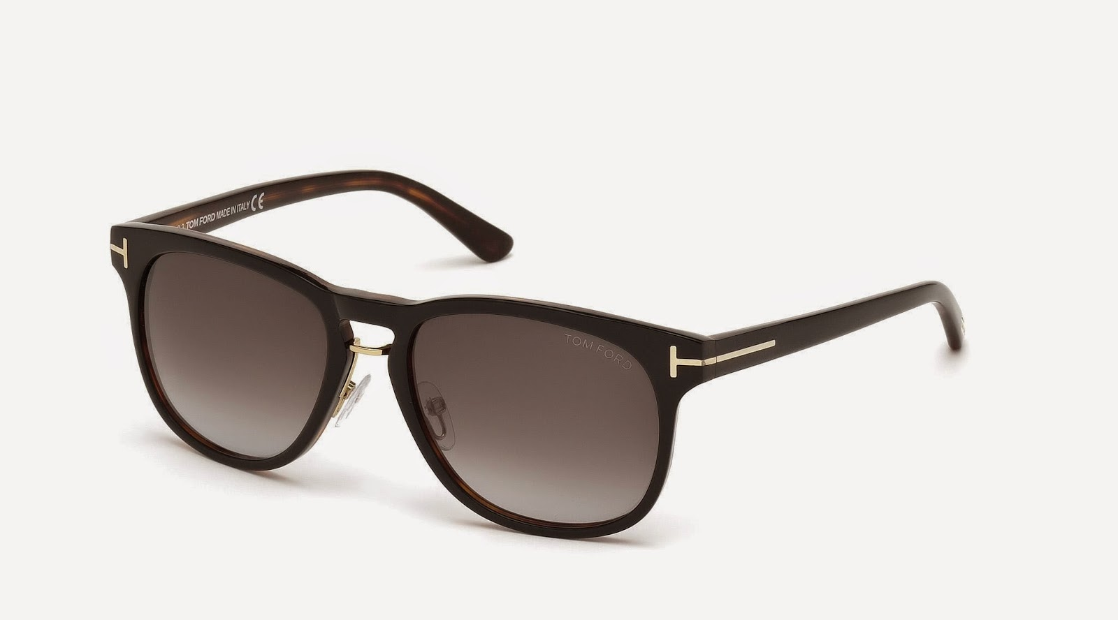 Tom Ford - FT0346 - As Worn by Lewis Hamilton in Australia 2015