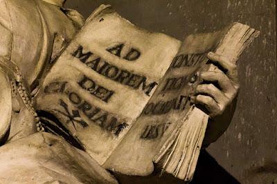 Ignatius of Loyola, AMDG