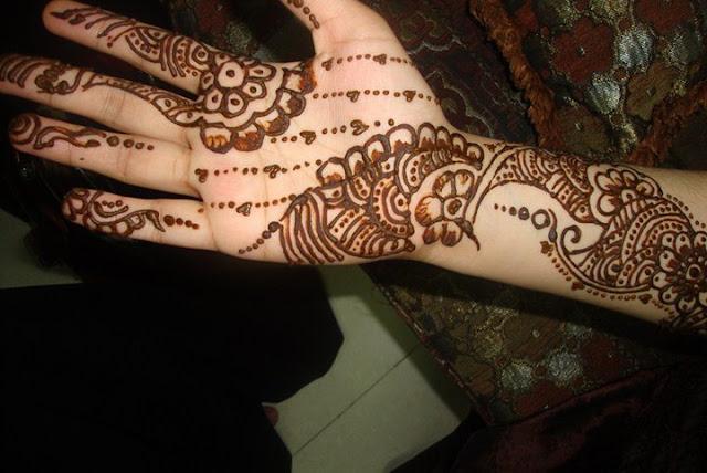 Mehndi Quotes : Mehndi designs love makedes