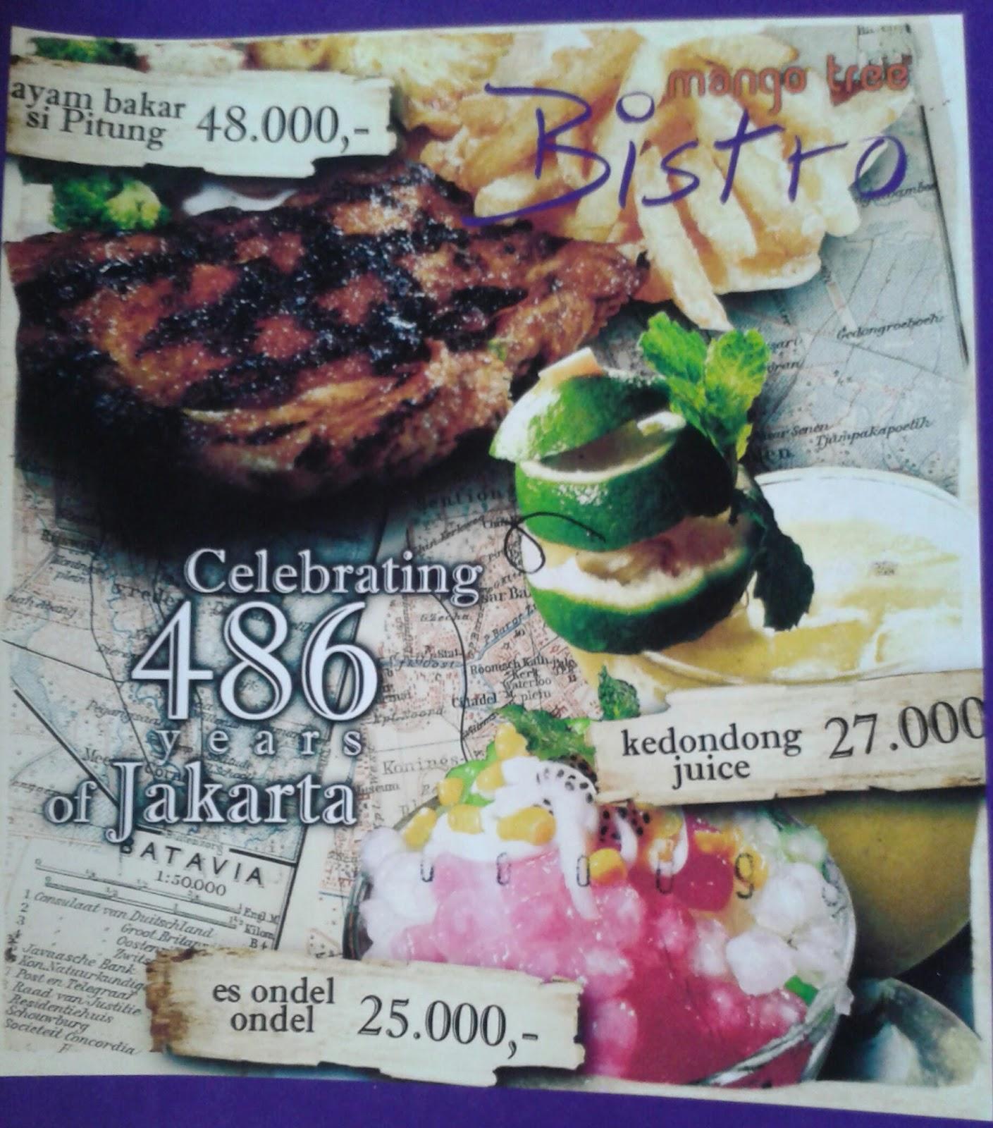 Celebrating 486 years of JAKARTA!