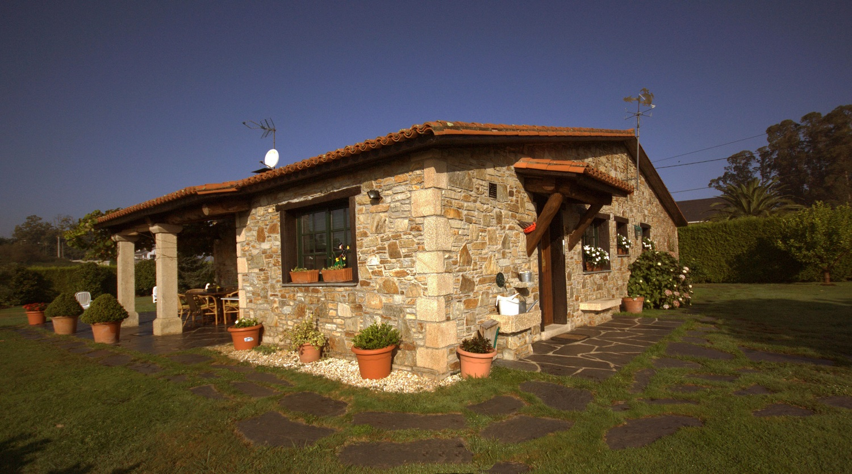 Construcciones r sticas gallegas calor de hogar - Casas rusticas gallegas ...