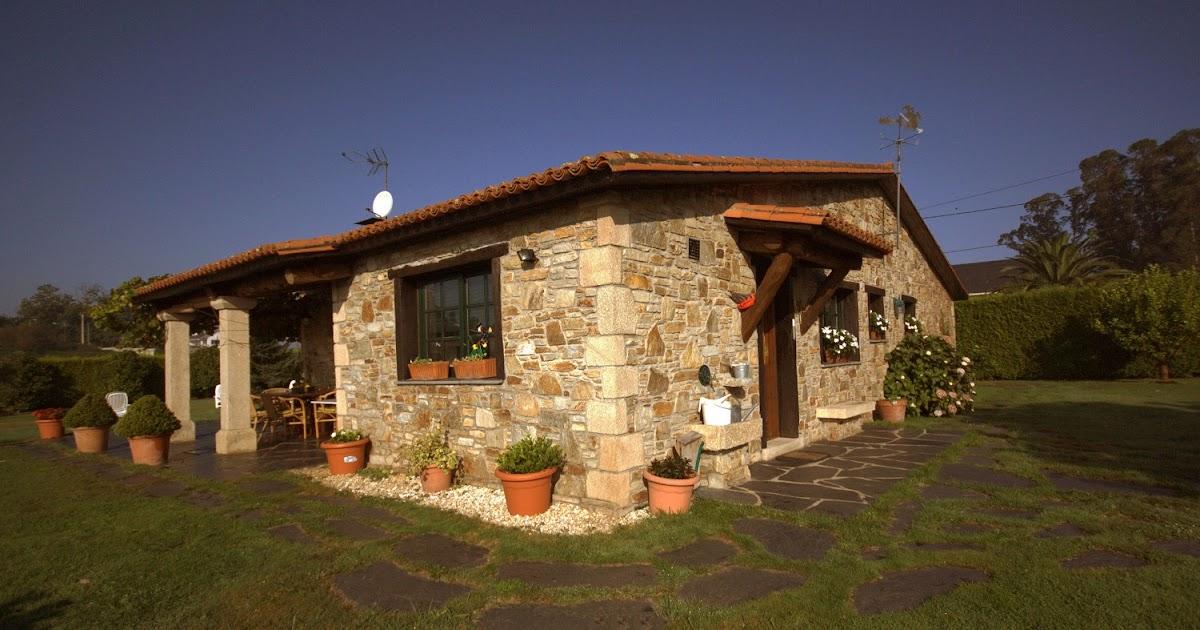 Construcciones r sticas gallegas calor de hogar - Casas de piedra gallegas ...