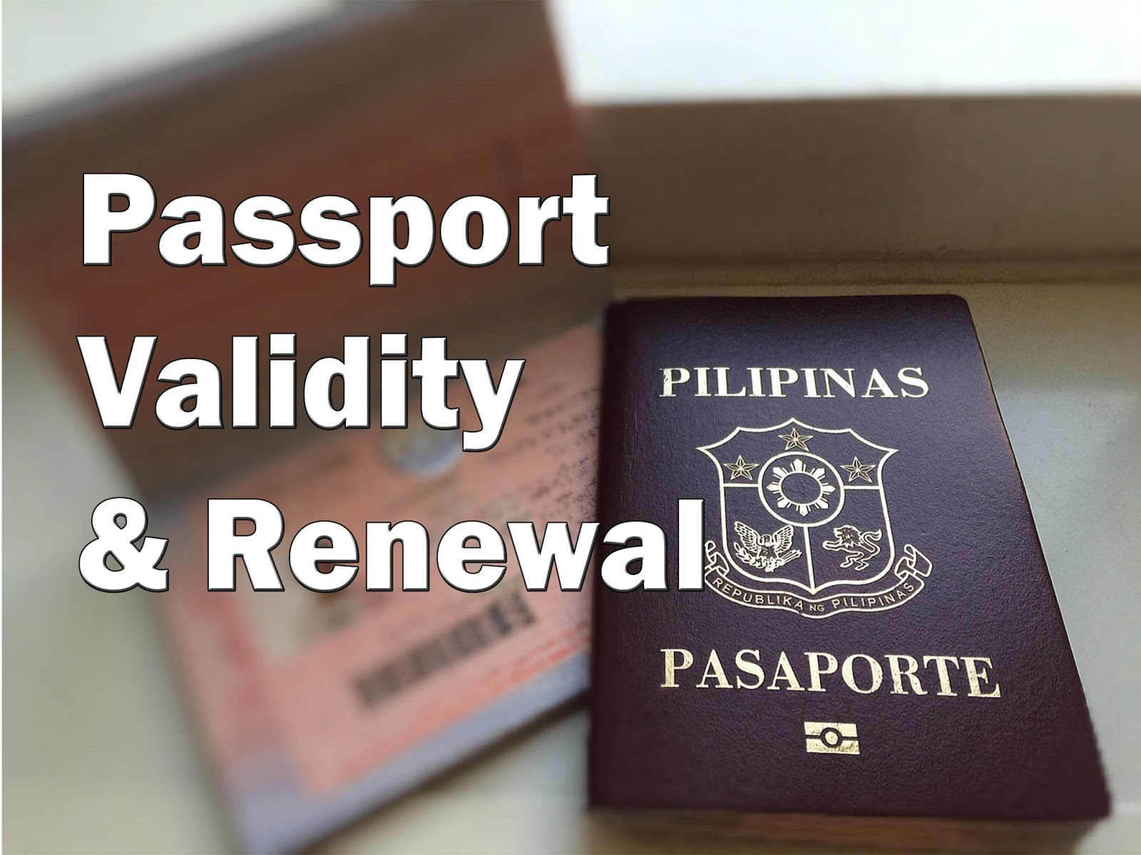 Things to know about your passport and passport renewal procedures from the philippine consulate dubai website here are things you would want to know regarding your philippine passport also below are the procedures on how falaconquin